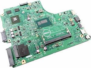 Dell Inspiron 17 5000 Series 5748 5749 Intel Pentium 3558U 1.70GHz DDR3 SDRAM 1 Memory Slot HD Graphics 2 USB Ports Motherboard N4C2G FX3MC P34KX 0P34KX 0N4C2G CN-0N4C2G