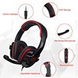 SADES SA708GT Stereo Gaming Headset for