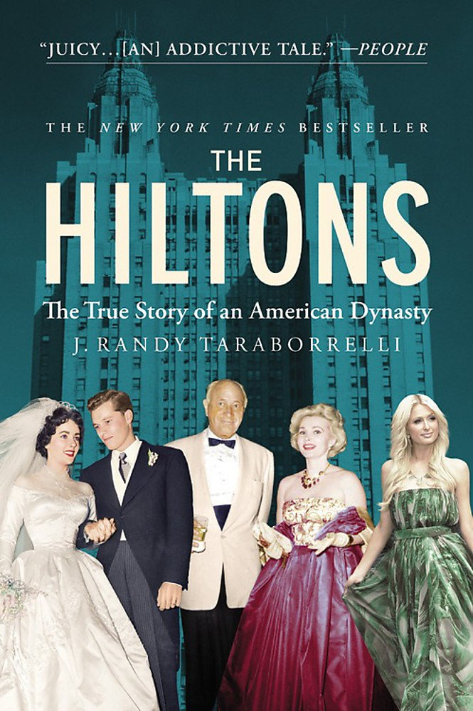 Download The Hiltons: The True Story of an American Dynasty pdf