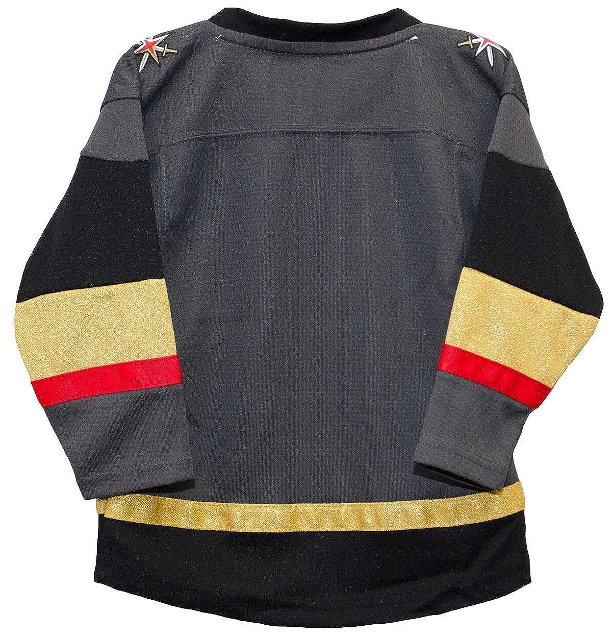 the best attitude f8feb 2c90d Outerstuff Vegas Golden Knights Toddler Home Jersey (Toddler 2T-4T)