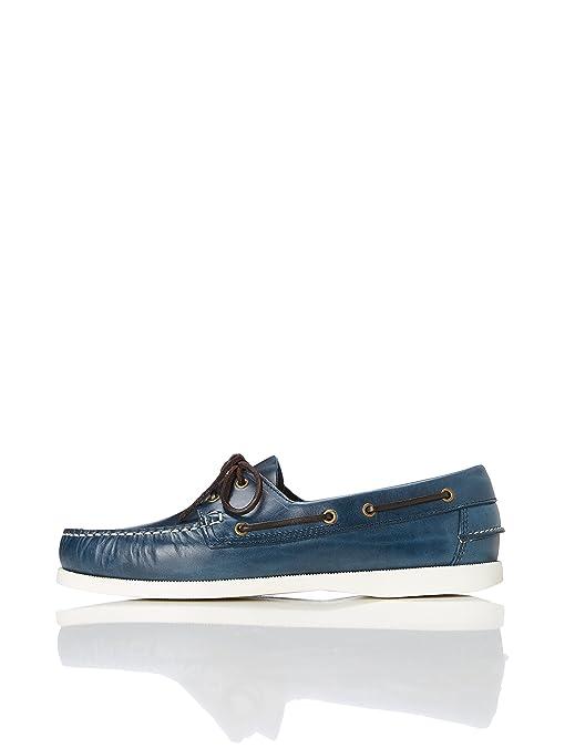 469a24ea find. Zapatos Náuticos Cuero Hombre: Amazon.es: Zapatos y complementos