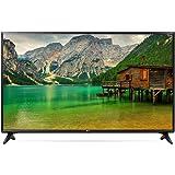 "LG 43LJ5550 Televisor,Full HD Smart TV, 43"", WebOs, color Negro"