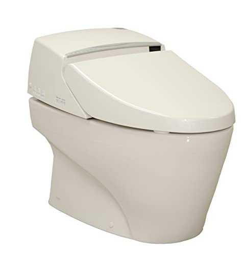 Toto Neorest Elongated Toilet and Washlet Unit