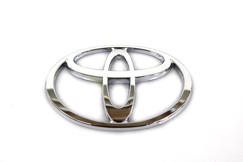 Toyota Genuine 75315-28010 Radiator Grille Ornament