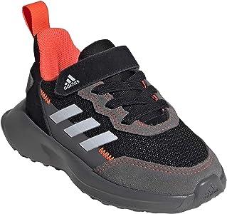 Adidas RapidaRun Elite S&L EL I, Zapatillas Running Bebé, Negro ...