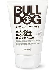 Bulldog Cuidado Facial para Hombres - Crema Hidratante Antiedad para Hombre , Antiarrugas y Antienvejecimiento de la Piel del Rostro , 100 ml