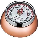 Zassenhaus 0000072778Timer Speed Copper Stainless Steel 4.2x 7.4x 7,8cm–Brown