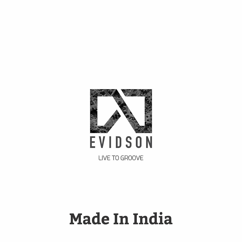 Evidson Audio Z4 In Ear Earphones With Mic Black Buy Evidson