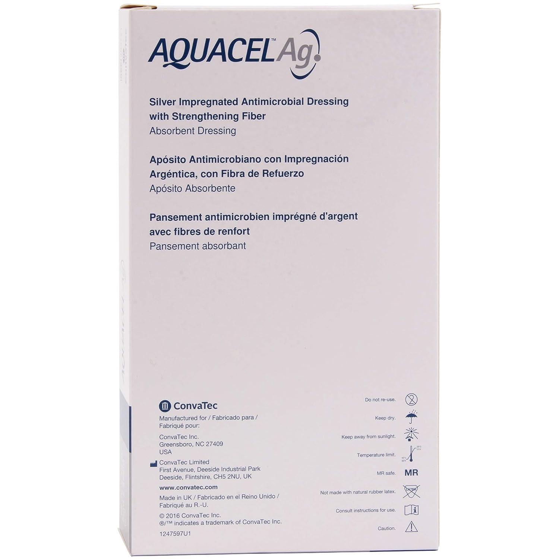 Aquacel Hydrofiber Dressing With Ribbon Srengthening Fibre Cavity