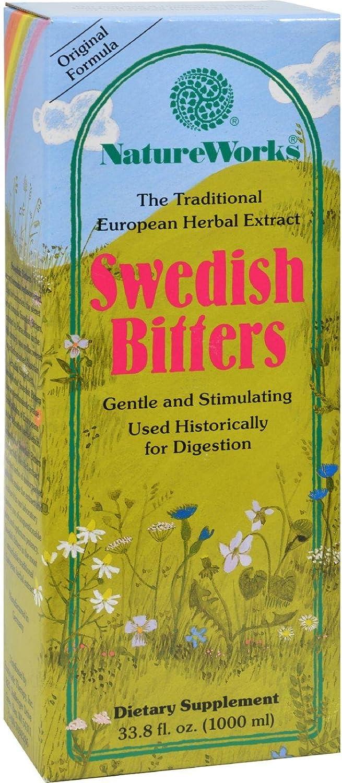 Natures Way Natureworks Swedish Bitters