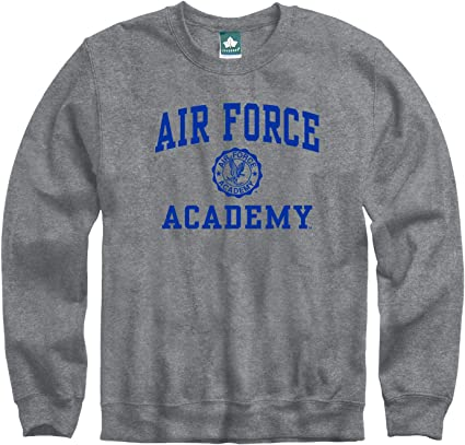 NCAA Colleges Ivysport Crewneck Sweatshirt Premium Heavyweight Athletic Arch Logo