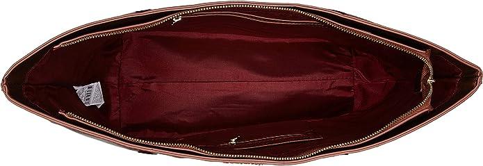 desigual sac 18waxpds ares capri zipper rouge