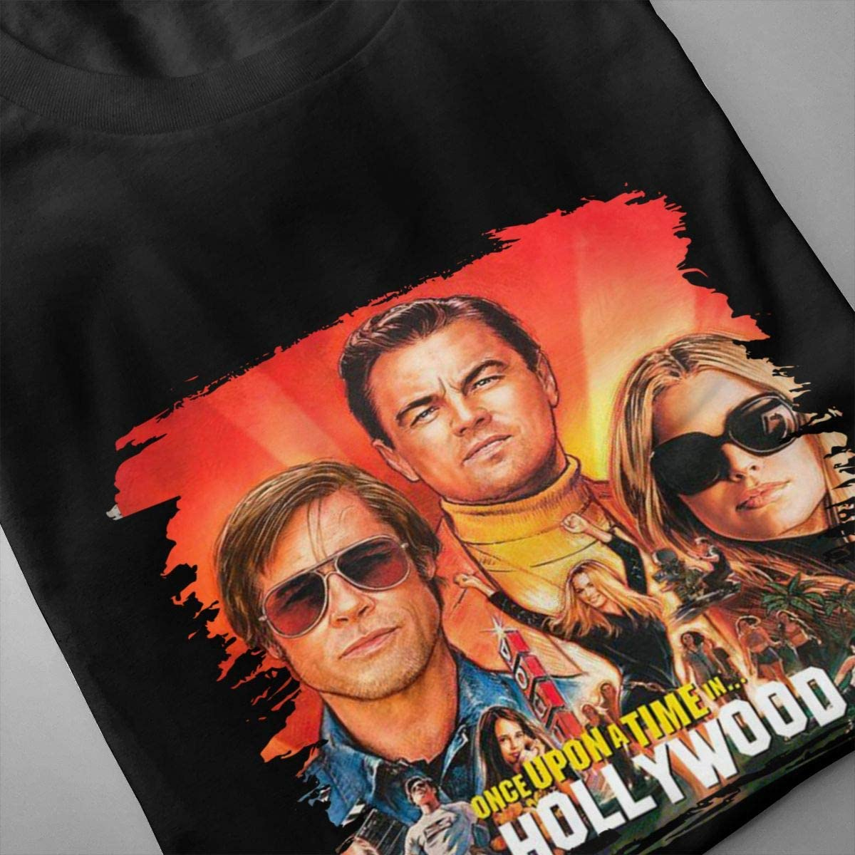 Kennethallen Once Upon A Time in Hollywood Sport Tees for Teen Kids Boys Girls