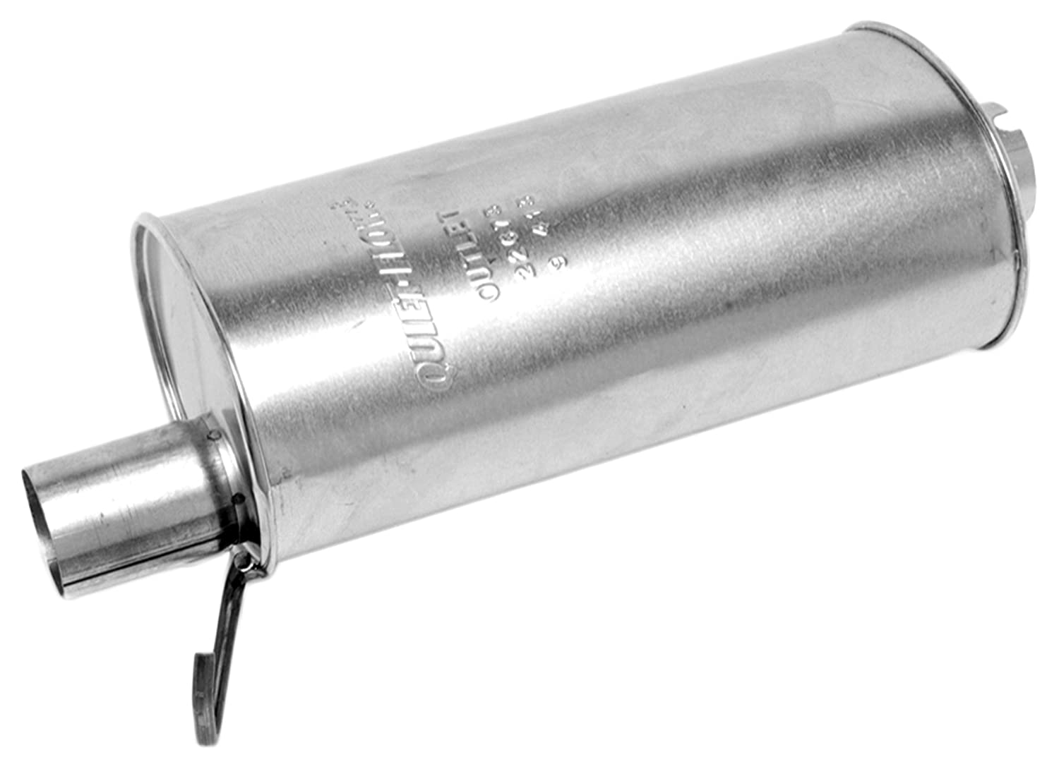 Walker 22673 Quiet-Flow Stainless Steel Muffler Tenneco