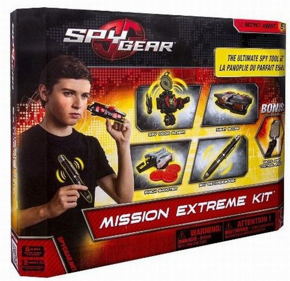 Mission Extreme Kit with Night Scope