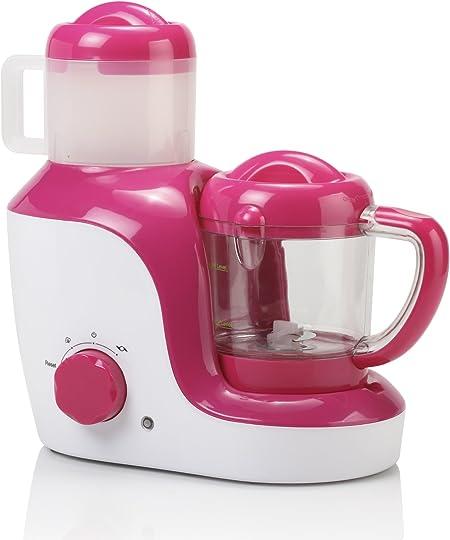 Topcom KF-4310 - Robot de cocina todo en uno, color rosa: Amazon.es: Hogar