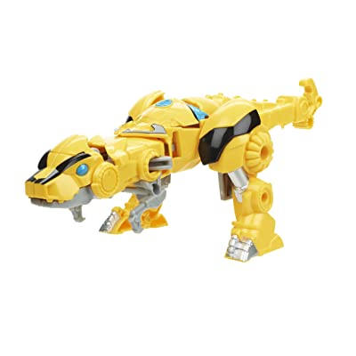 Playskool Heroes Transformers Rescue Bots Roar and Rescue Bumblebee Figure: Toys & Games