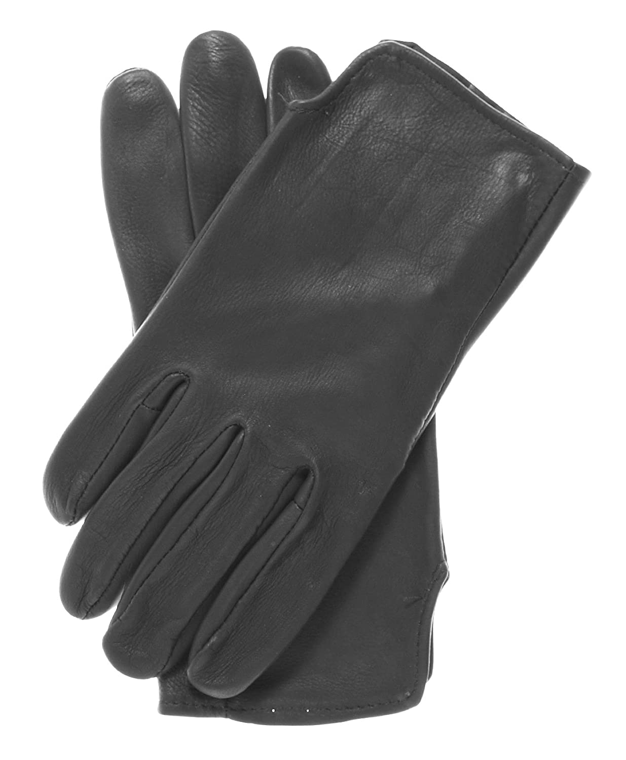 Mens deerskin gloves - Geier Glove Men S Deerskin Gloves Size 6 1 2 Color Black At Amazon Men S Clothing Store Cold Weather Gloves