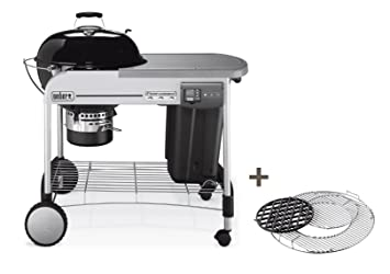 Weber Holzkohlegrill Wagen : Weber performer de luxe gbs 57 cm grill gasbetrieb barbecues