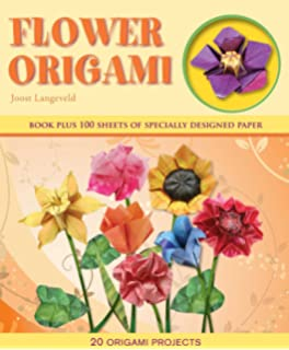 Origami flowers 1 amazon hiromi hayashi 9784889961164 books flower origami origami books mightylinksfo