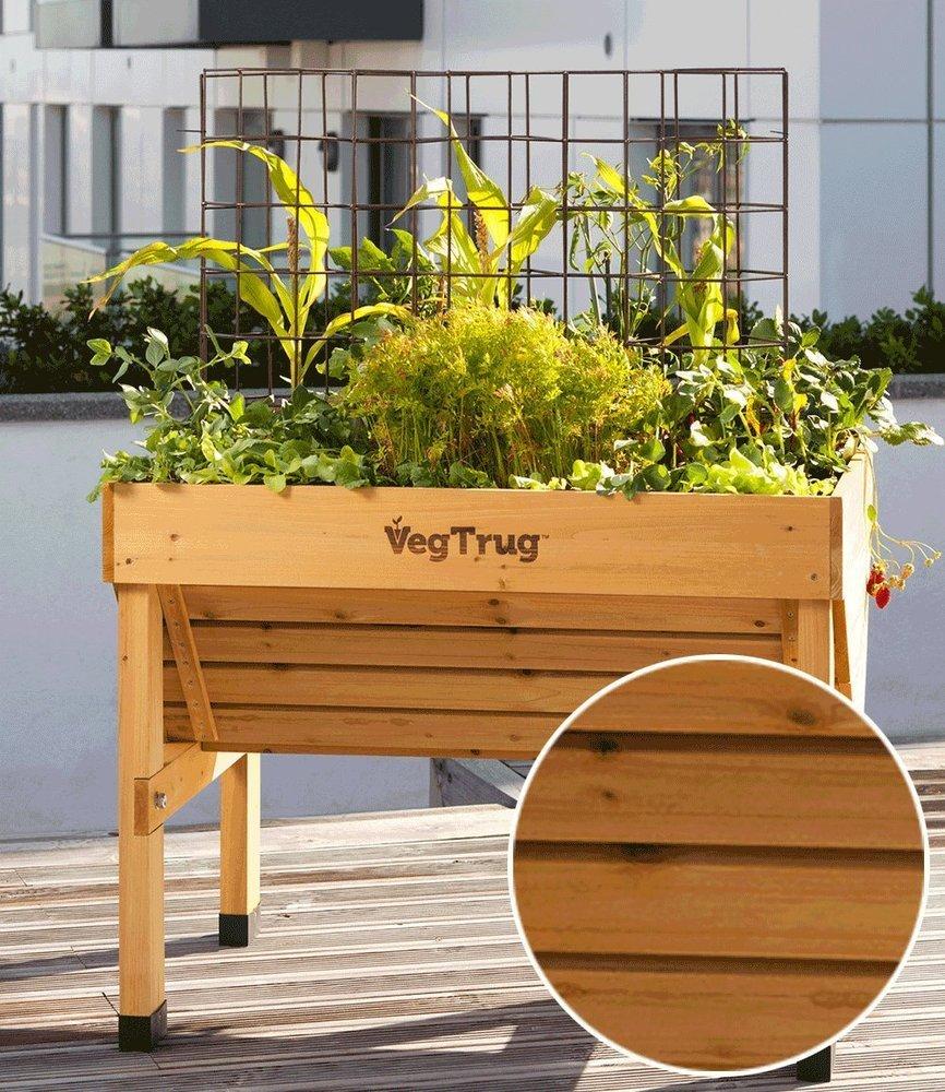 Vegtrug Hochbeet Holz 100 X 46 X 80 Cm 1 Stuck Online Kaufen