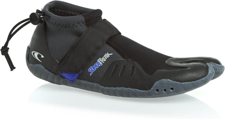 ONeill Superfreak Tropical 2mm Unisex Split-Toe-Stiefel Perfekter Neoprenanzugstiefel f/ür alle Jahreszeiten