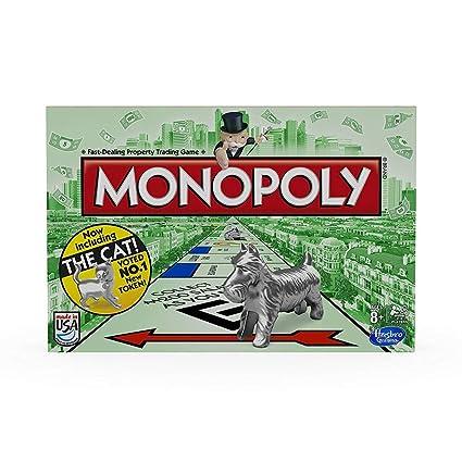 Iu Juego de Mesa Monopoly: Amazon.es: Deportes y aire libre