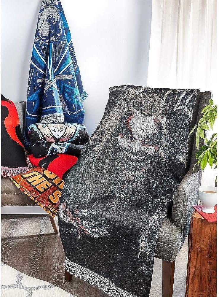 WWE Bray Wyatt Let Me in Tapestry Blanket