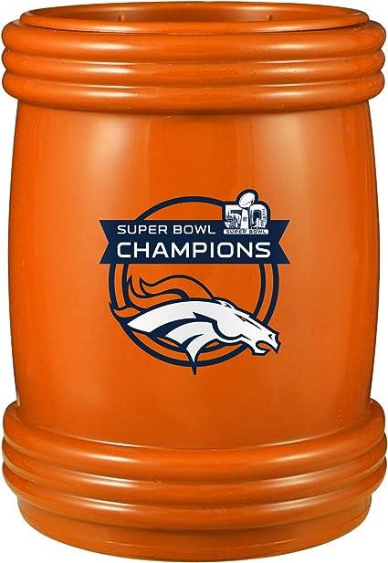 One Size NFL Denver Broncos Bottle Suit Holder Team Color