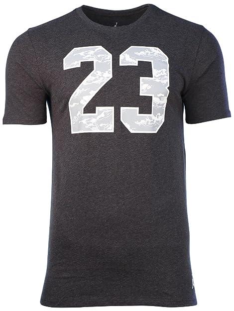d60b06288966 Amazon.com  Jordan Men s Nike 23 Take-Off Basketball T-Shirt-Dark ...