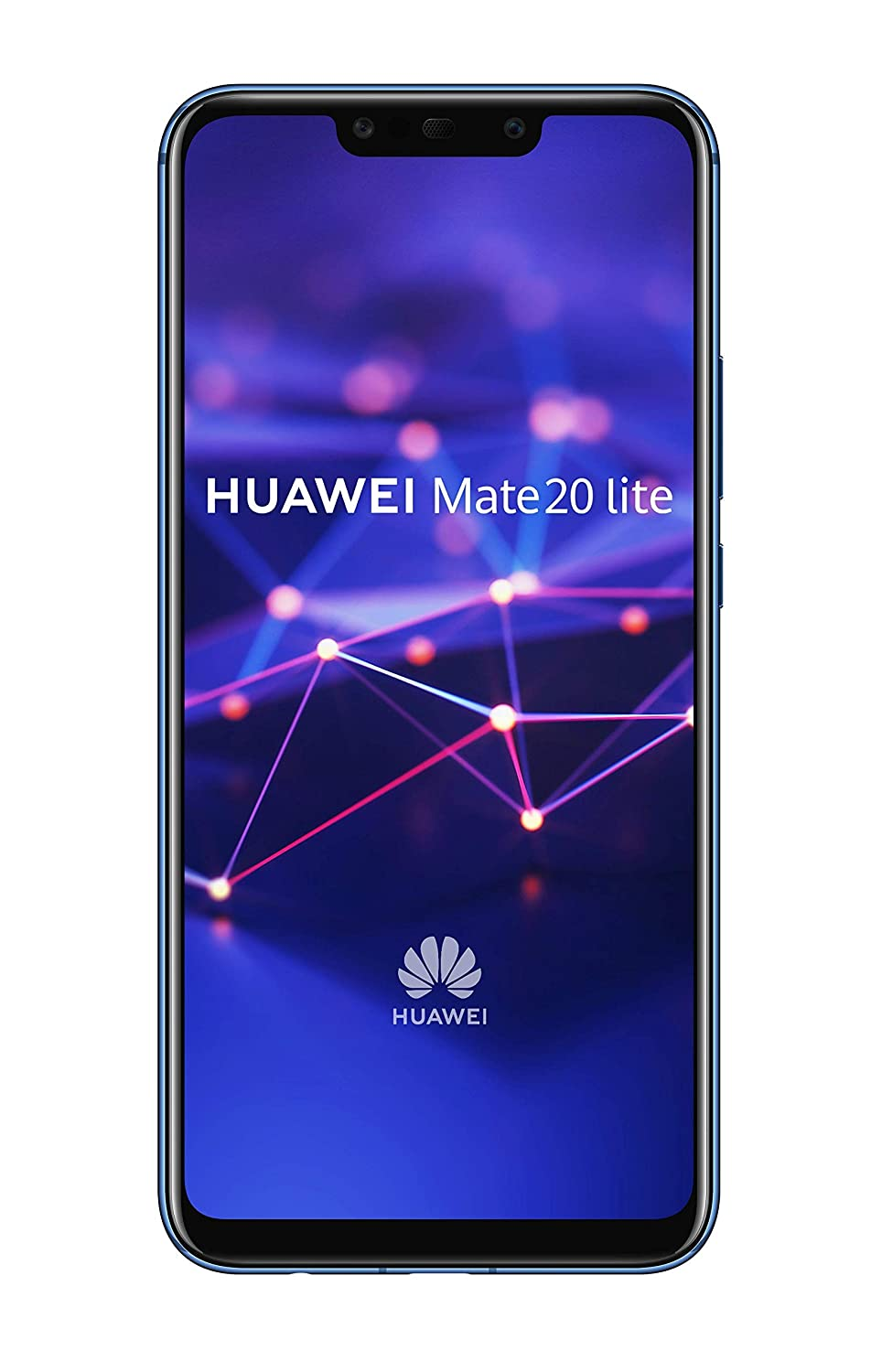 Huawei Mate20Lite 4 GB/64 GB Dual SIM Smartphone - Sapphire Blue (international)