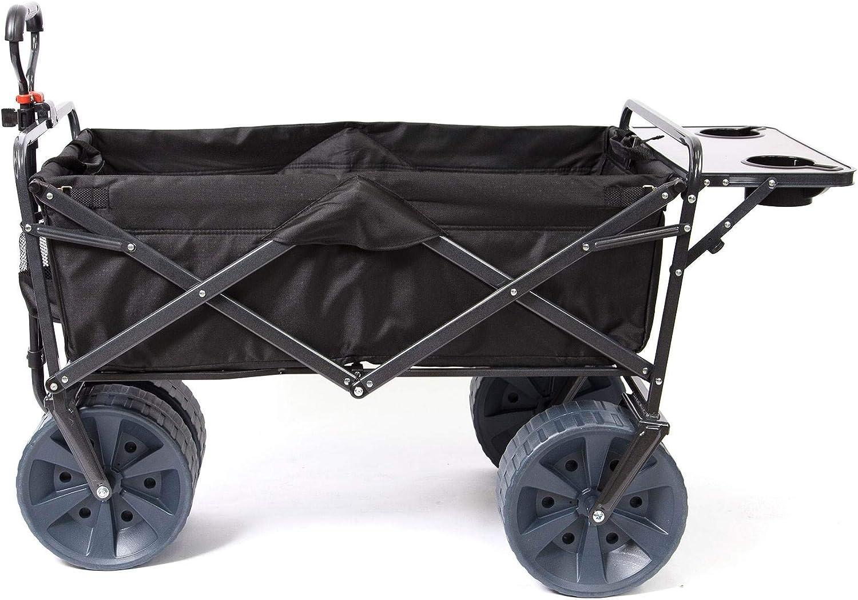 Mac Sports Heavy Duty Collapsible Folding Wagon