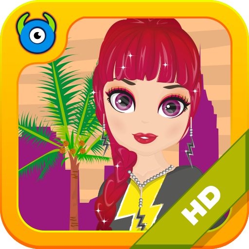 Fashion Superhero Makeover - Facial & Dress up -