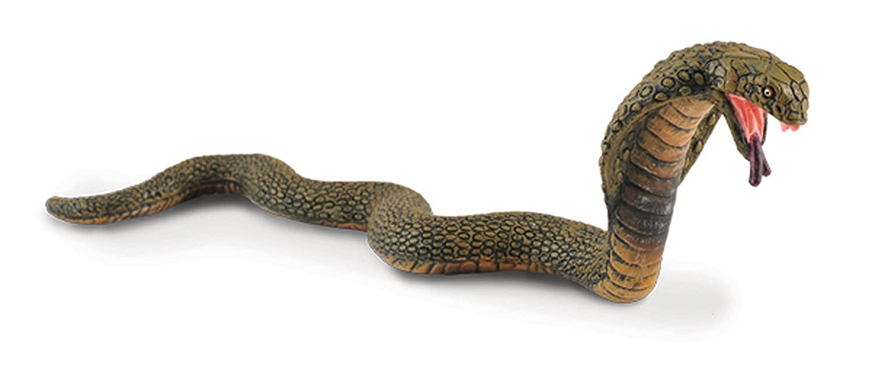 CollectA King Cobra Figure 88230 B001DTOE8G