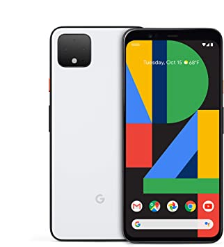 Google Pixel 4 XL Clearly White 64GB Unlocked