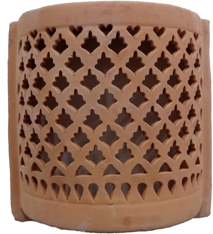 Ethnic Furniture Wall Sconce Tunisian Moroccan Terracotta Lamp 0211201010