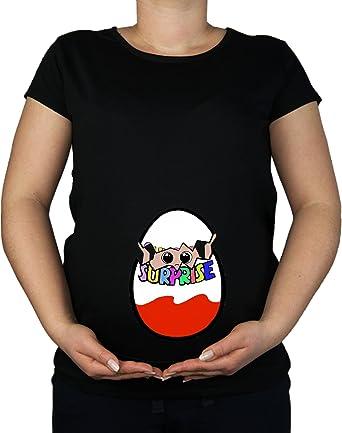 t shirt kinder surprise femme enceinte