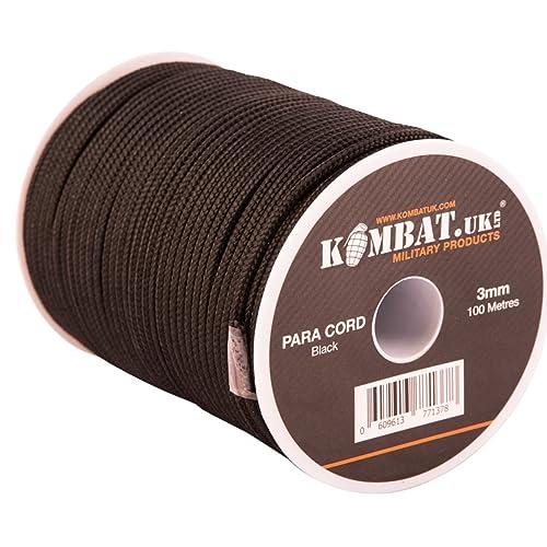 Strong 7mm Thick 50ft 15 metre PURLON UTILITY ROPE Bivi Bivvi Nylon String Cord