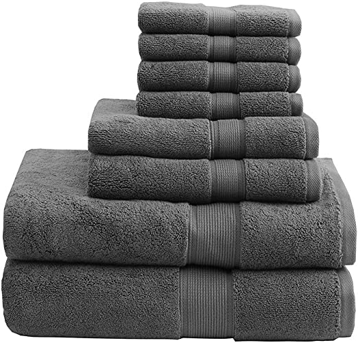 2 red hotel bath towels large 30x60 turkish supreme 100/% cotton soft