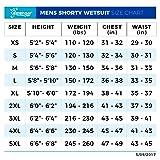Seavenger Navigator 3mm Shorty   Short Sleeve