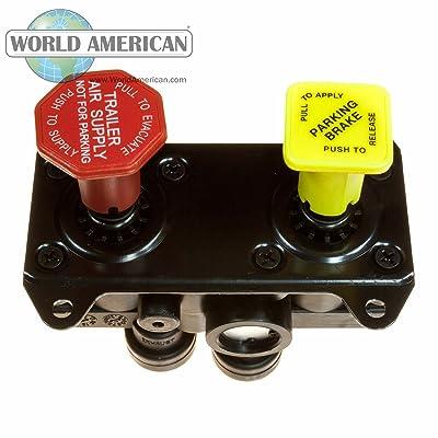 World American WA800257 Dash Control Valve: Automotive