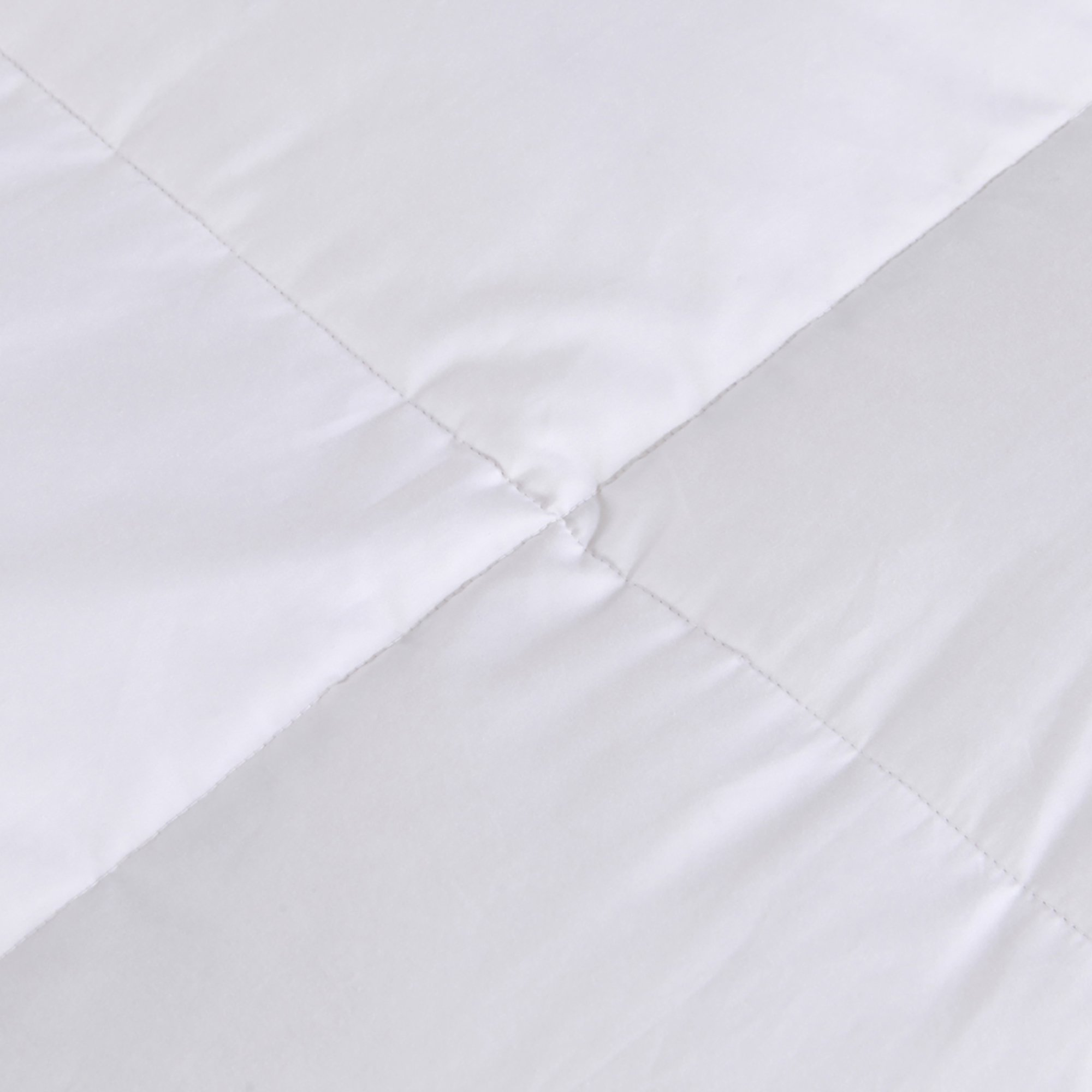puredown Lightweight White Goose Down Comforter Duvet Insert 300 Thread Count 100% Cotton Fabric 600 Fill Power Down Down Conforter, Full/Queen, by puredown (Image #4)