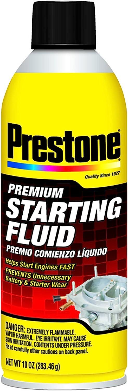 Prestone Premium Starting Fluid