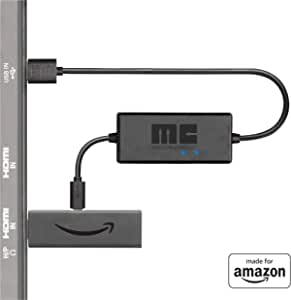 All New, Made for Amazon USB Power Cable for Amazon Fire TV