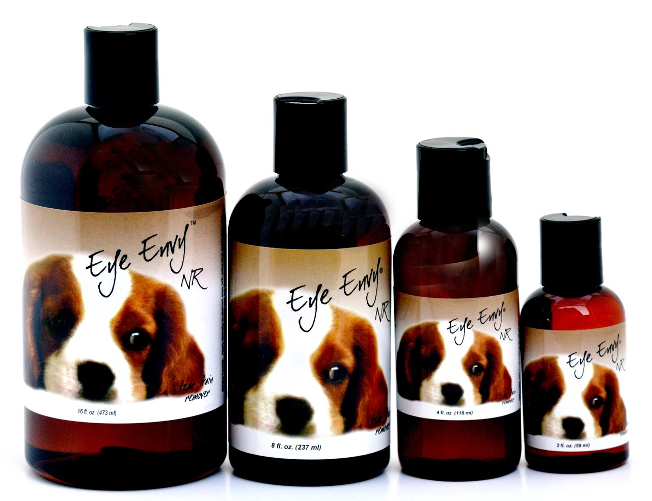 Eye Envy NR 8 oz Tear Stain Remover Solution for Dogs
