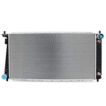 CU2257 Radiator Replacement for Ford F-150 F-250 F-350 Expedition Lincoln  Navigator 1999 2000 2001 2002 4 6L 5 4L