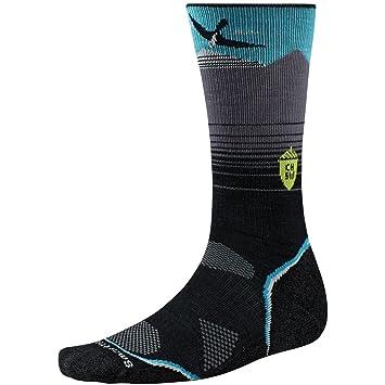 Smartwool PHD luz al aire libre calcetines de hombre: Charley Harper Parque Nacional Póster de