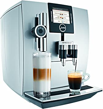 Amazon.com: Jura Impressa J9 One Touch Tft - Cafetera, color ...