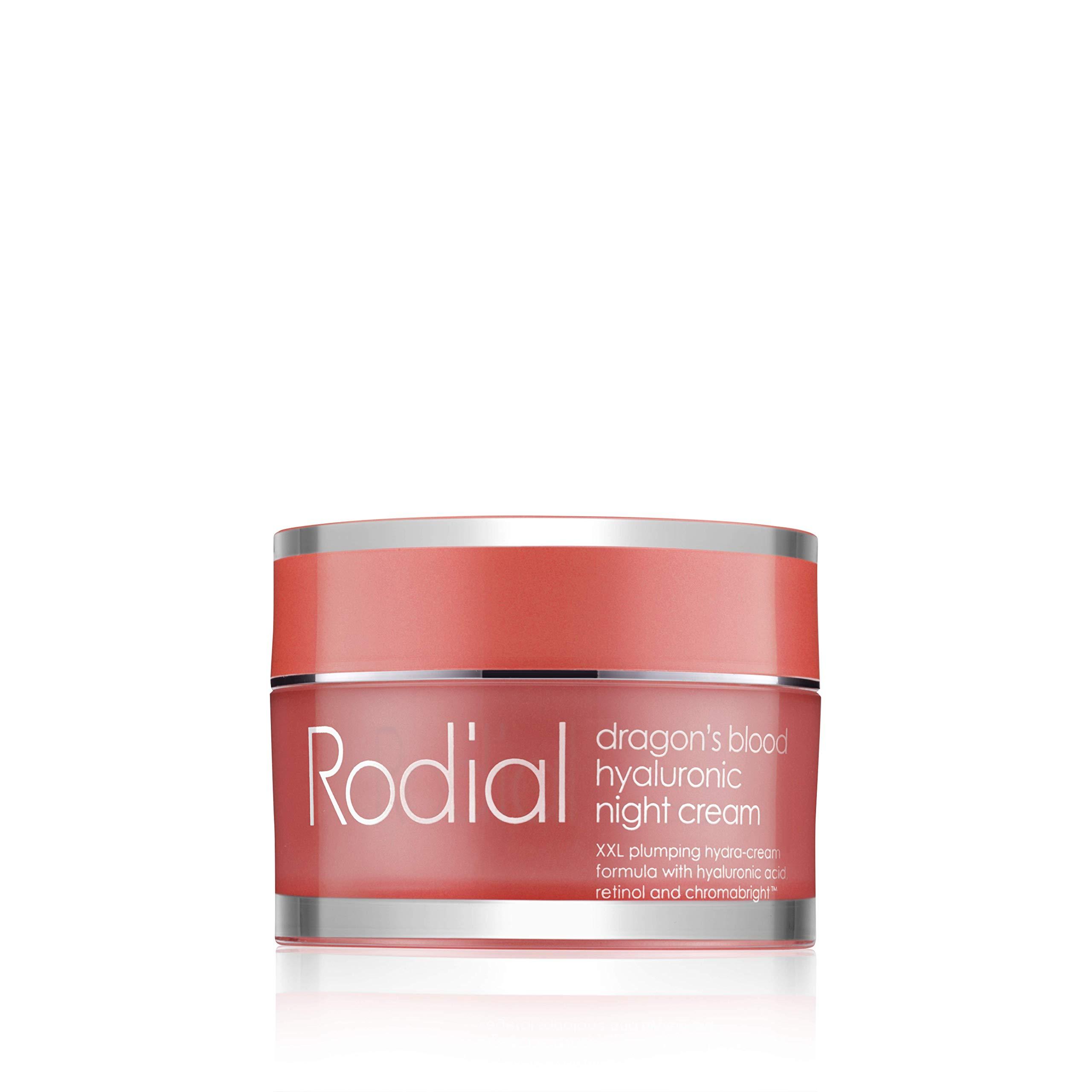 Rodial Dragon's Blood Hyaluronic Night Cream, 1.7 Fl Oz