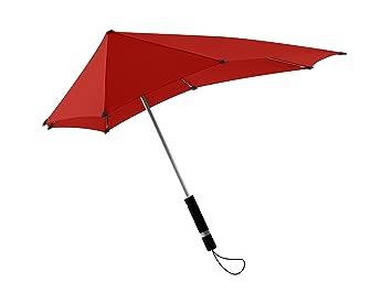 SENZ Regenschirm Original - Paraguas, color rojo
